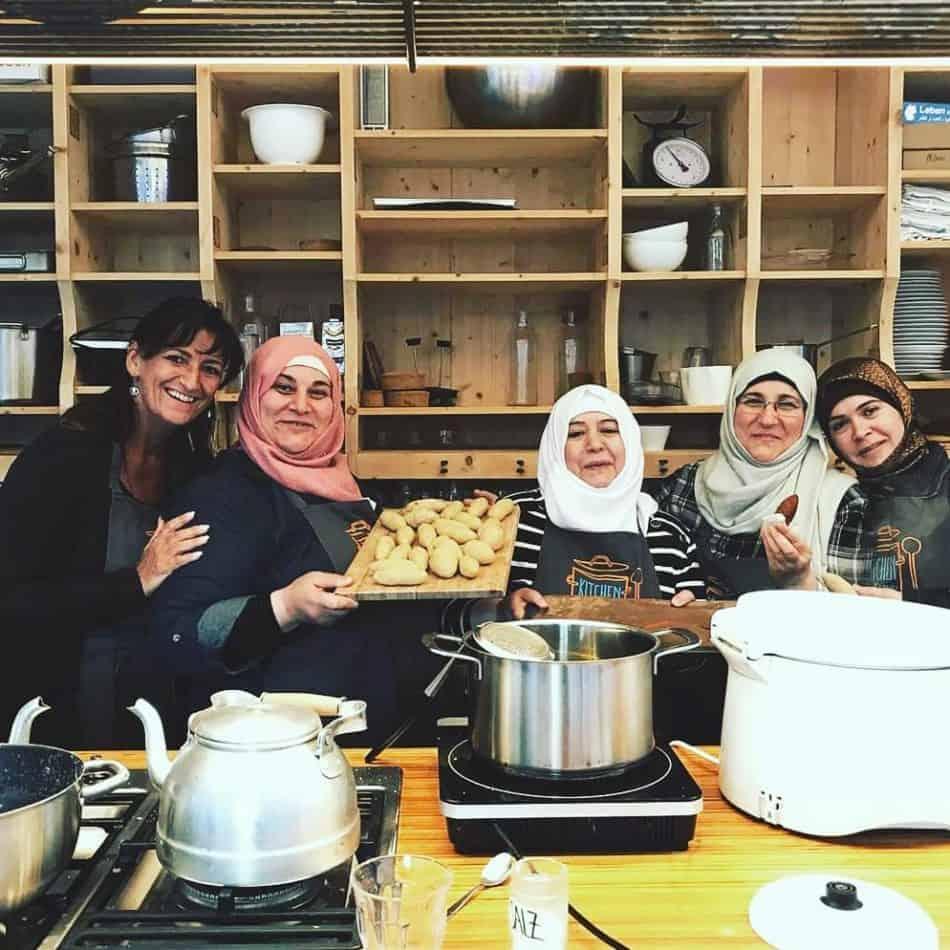 Проект Kitchen on the run