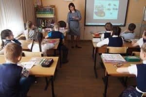 В петрозаводской школе №3. Фото Марии Голубевой