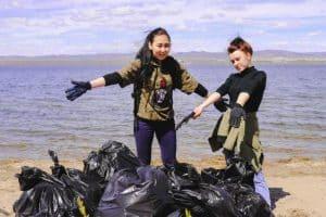 Жителей Карелии научат, как правильно убирать водоёмы