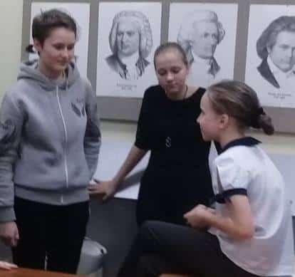"""Студийцы из """"Мастерской слова"""" Веры Линьковой"""