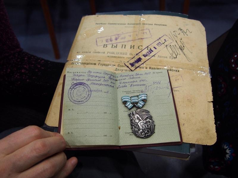 Курсы по генеалогии в ПетрГУ. Фото Ирины Ларионовой