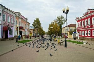 Прогулки по России с Лидией Винокуровой. Поволжский город Семенов