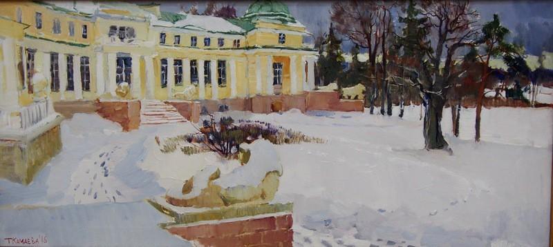 Татьяна Камаева. Стражи усадьбы Марьино