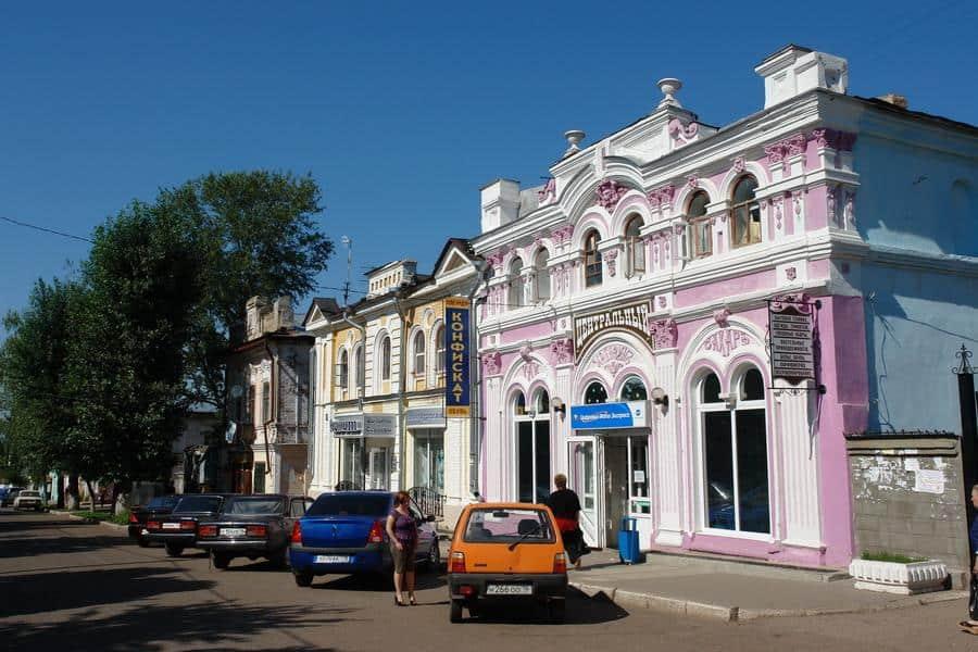 Чистополь. Фото Лидии Винокуровой
