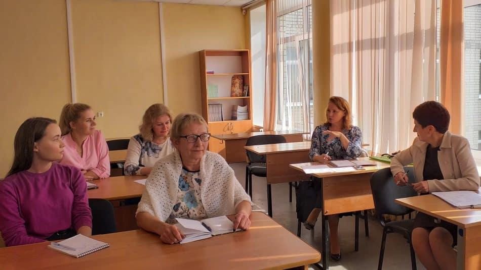 Заседание Базовой кафедры - планирование конференции