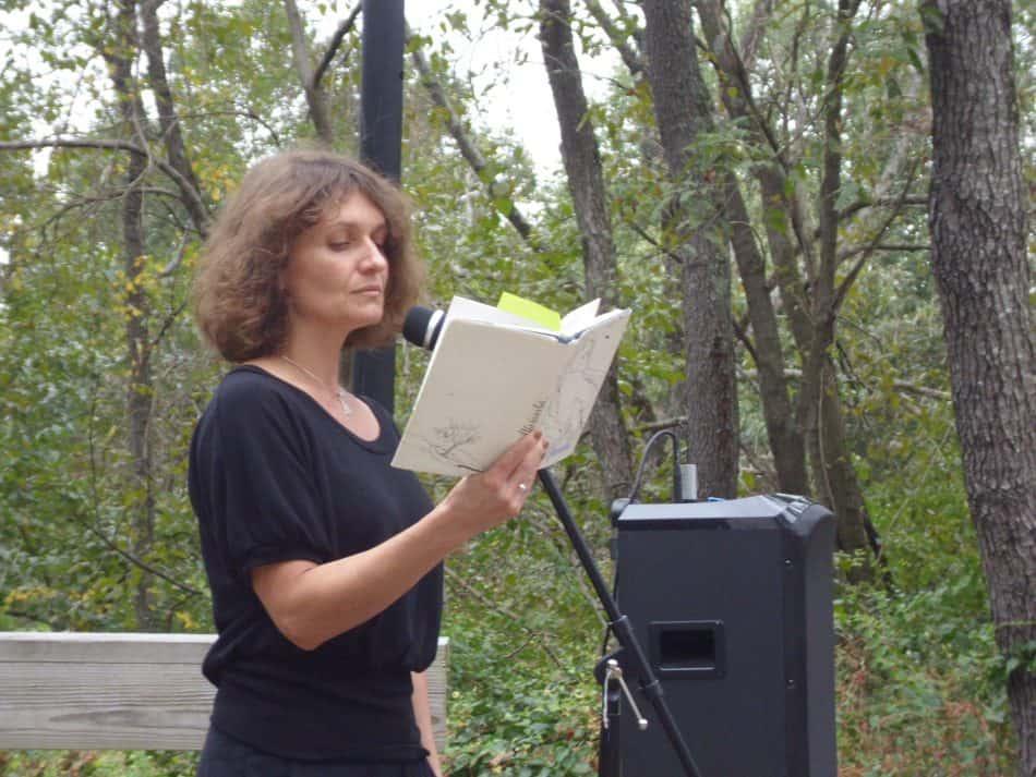 Филолог Вероника Бургер читает  «Поэму Горы» Марины Цветаевой