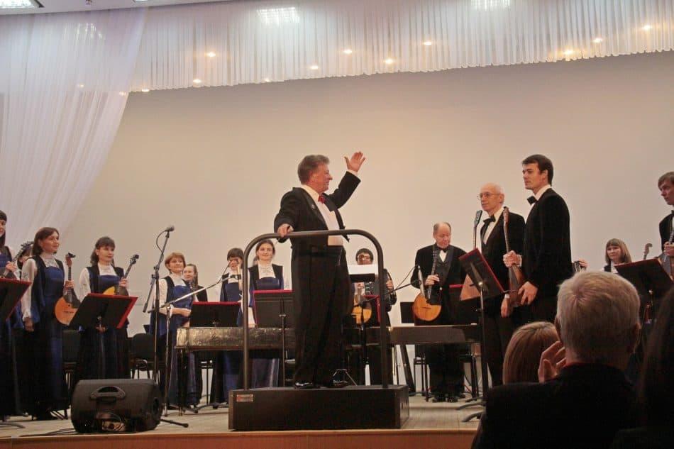 Концерт к 80 летию Карельской филармонии. Фото: Владимир Ларионов