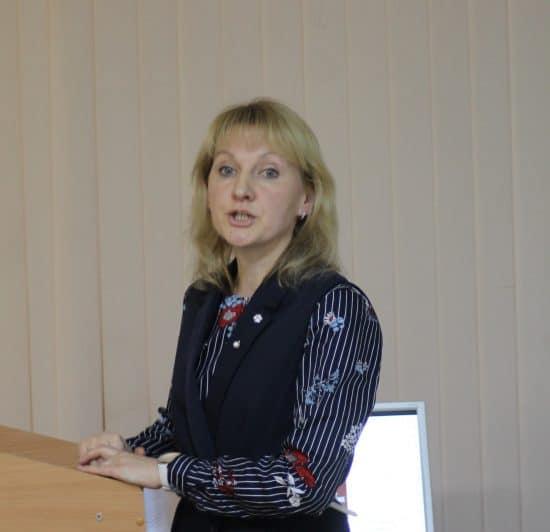 Доцент кафедры прибалтийско-финской филологии Ольга Жукова