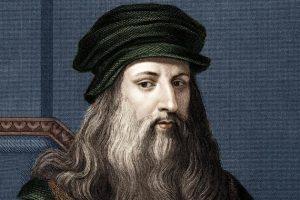 Портрет Леонардо да Винчи работы неизвестного художника. Илл.: interesnyefakty.org/