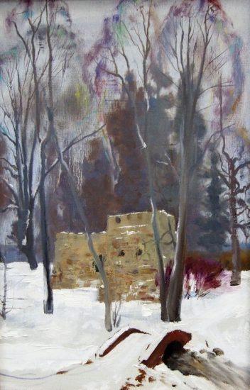 Темирей Сутаков. Крепость