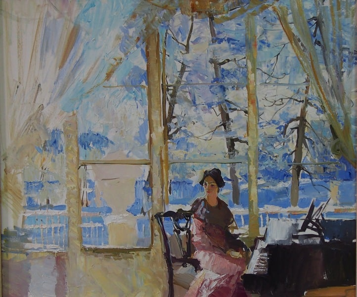 Юлия Косцова. Зимняя мелодия