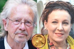 Лауреатами Нобелевской премии по литературе стали Ольга Токарчук и Петер Хандке