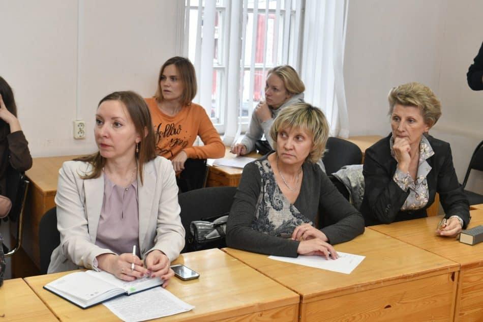 На встрече в Минобразования Карелии 7 октября 2019 года. Фото: МО РК