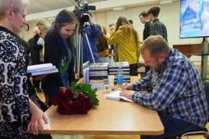 Представлен английский перевод романа Дмитрия Новикова «Голомяное пламя»