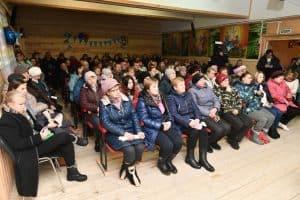 В Луусалми вместо сгоревшей школы планируется построитьсоциальный культурно-образовательный центр