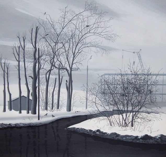 Работа Анны Грязновой. Фото: Ирина Ларионова