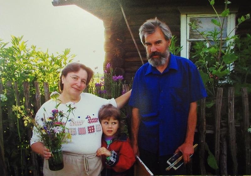 Валентина и Сергей Чиненовы