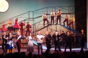 После премьеры мюзикла «Бременские музыканты» в Музыкальном театре Карелии. Фото Ирины Ларионовой
