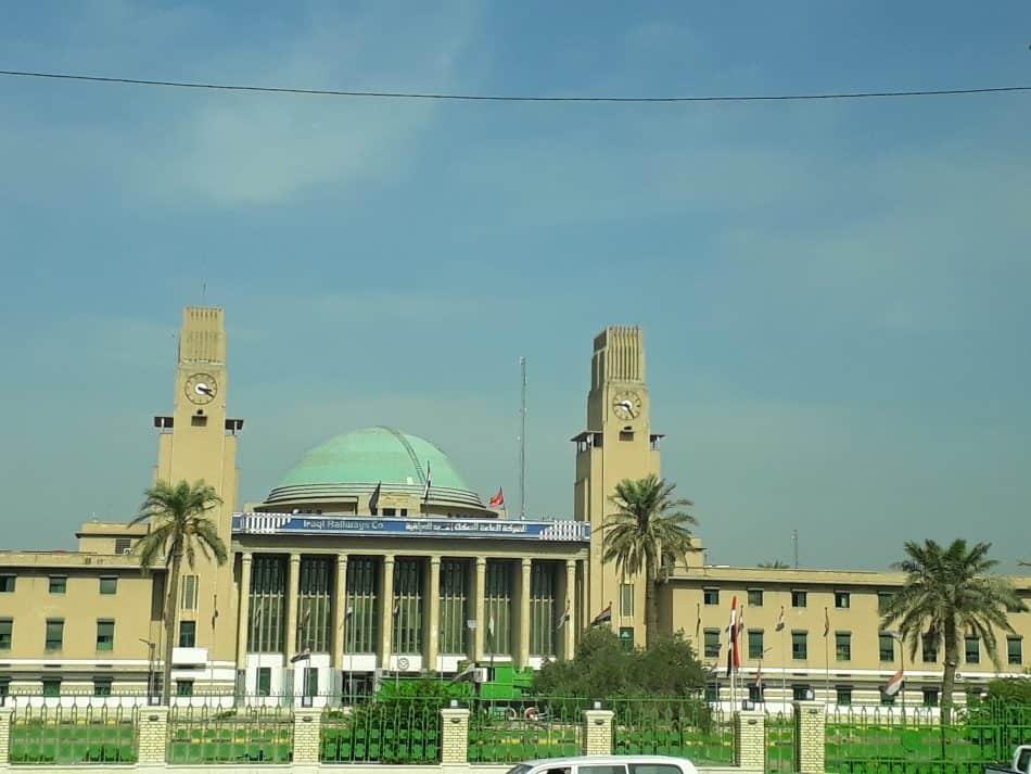 Багдад. Фото Лидии Винокуровой