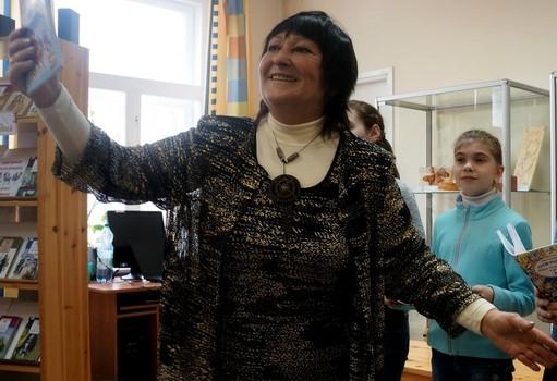 Вера Линькова. Фото: Ирина Ларионова