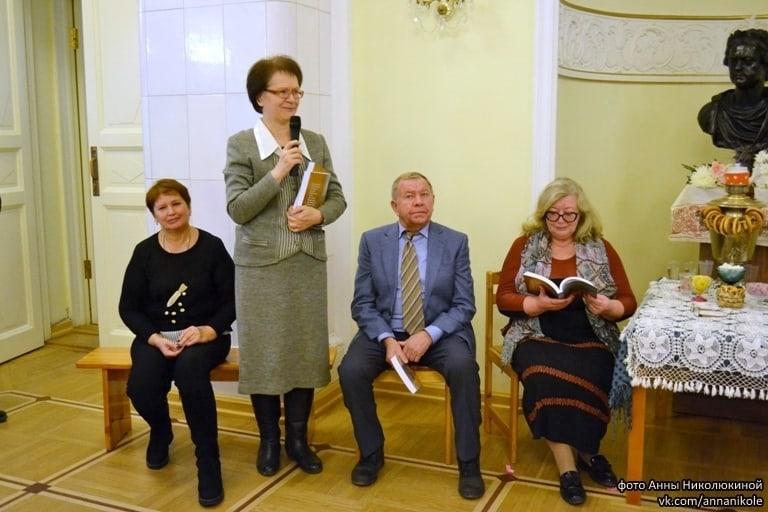 Авторы (слева направо): И.А.Андреева, Т.А. Мошина, В.М. Денисов, Т.В. Морозова
