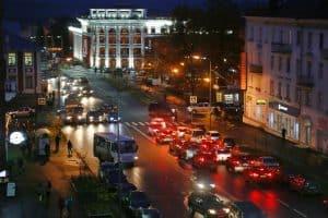 Петрозаводск. Фото: Владимир Ларионов