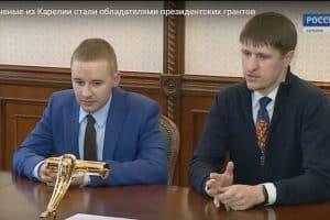 Сергей Тишков (слева) и Захар Слуковский