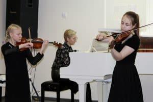 Ульяна Ковалева и Ольга Дьяченко