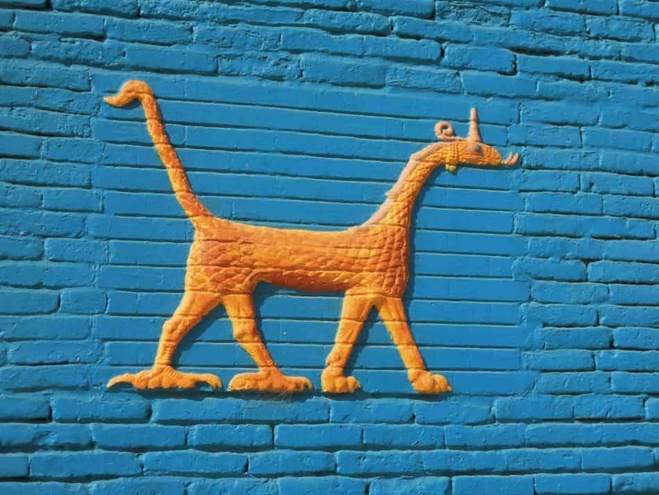 Вавилон. Фото: Лидия Винокурова