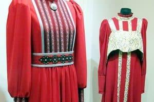 В Доме ремёсел открылась выставка народного сценического костюма