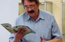Андрей Сунгуров. Фото  Детско-юношеской библиотеки им. Морозова