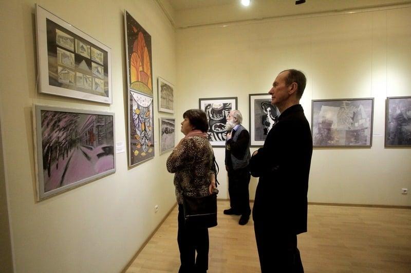 На выставке. Фото Ирины Ларионовой