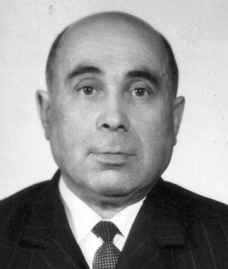 Архитектор Константин Яковлевич Гутин