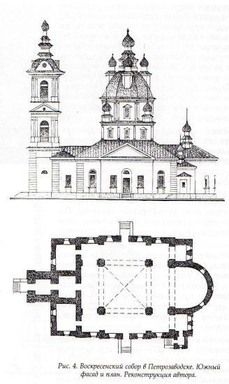 Рисунок Н.В. Куспака к одной из своих публикаций в научном сборнике ПетрГУ