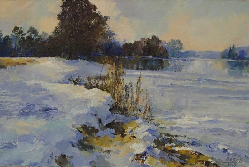 Владимир Ваян. Теплая зима