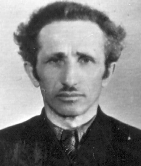 Архитектор Хаим Исаакович Логинский