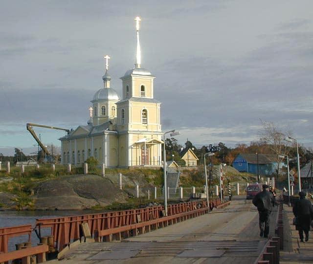 Сретенская церковь после реставрации в 2003 году