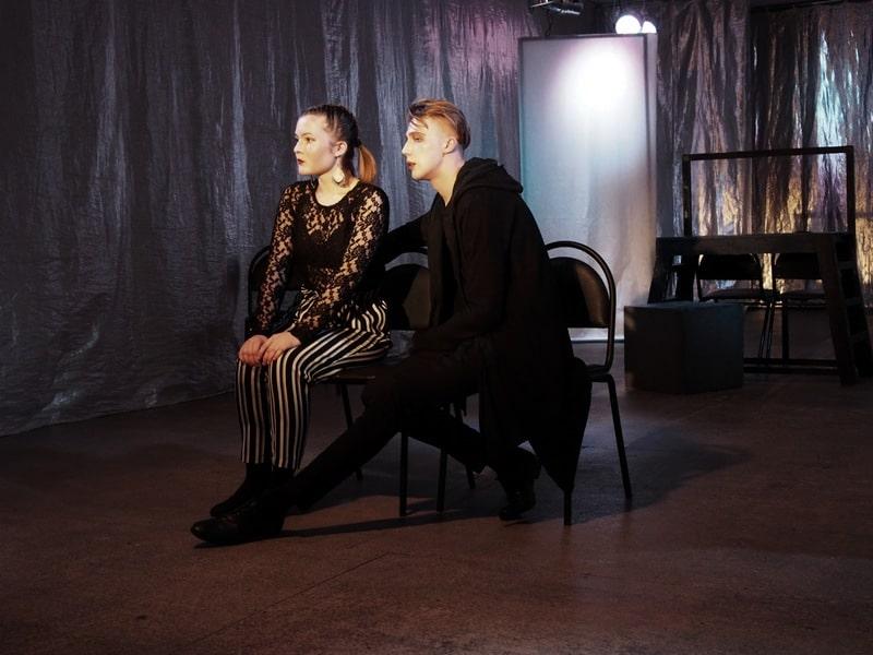 Принцесса (Лиза Кискина) и Тень