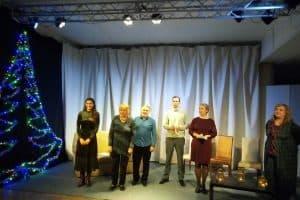 Новый проект театра «Творческая мастерская» открывает литературу Карелии