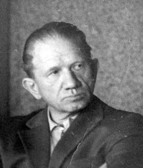 Архитектор Николай Владиславович Куспак