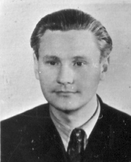 Архитектор Фарид Измайлович Рехмуков