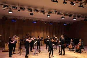 Камерный оркестр Kairos Orchestra, дирижер Игорь Гарюшин, солистка  Маргарита Чернова