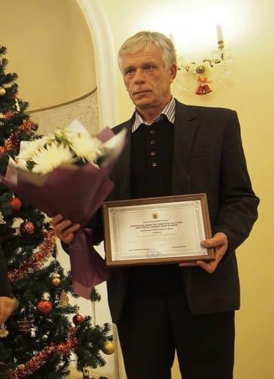 Юрий Каноев. Фото Ирины Ларионовой
