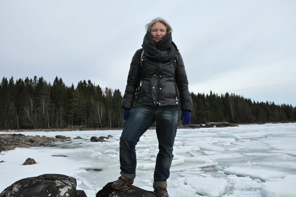 Анна Матасова (Воронова). Фото из личного архива