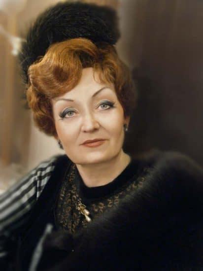 Нина Болдырева. Фото Веры Луговых