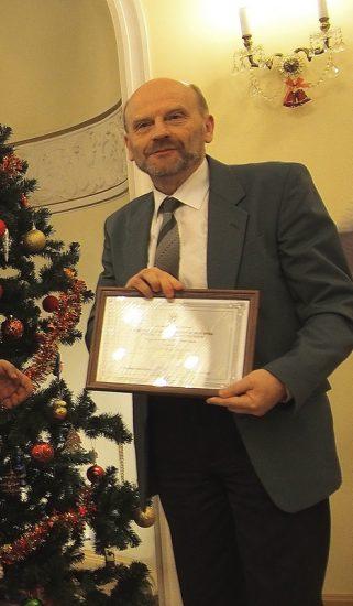 Олег Обносов. Фото Ирины Лврионовой