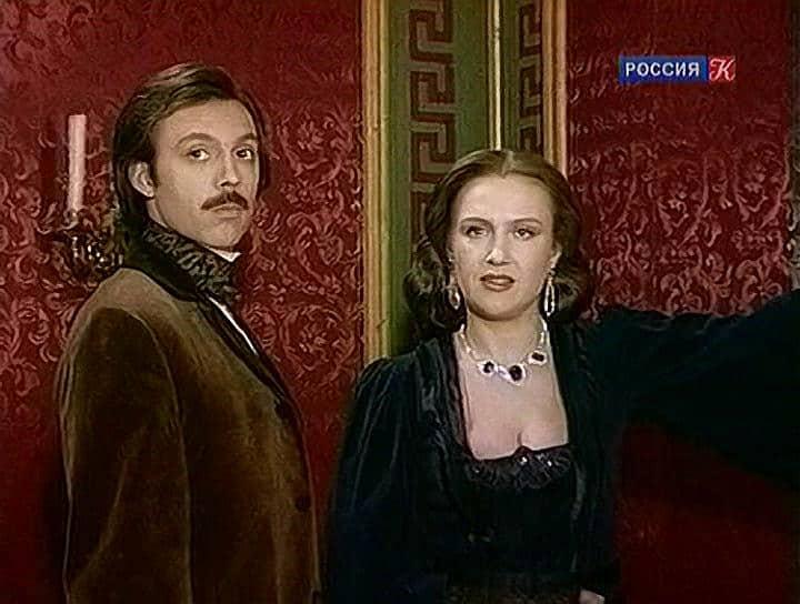 """Кадр из сериала """"Петербургские тайны"""""""