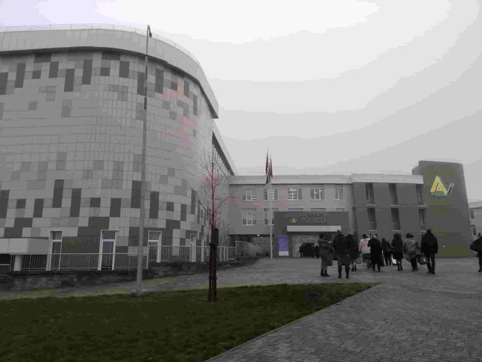 Школа «Алгоритм успеха» в Белгородской области