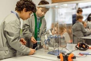 Академический (научно-технологический) класс в московской школе № 171. Фото: sch171c.mskobr.ru