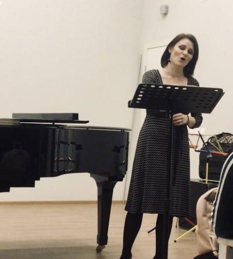 Ольга Грудинина (сопрано)